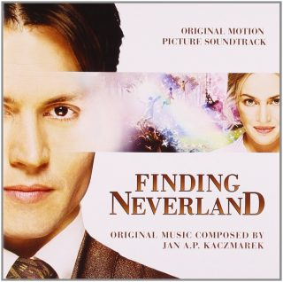 bande originale soundtrack ost score finding neverland disney miramax