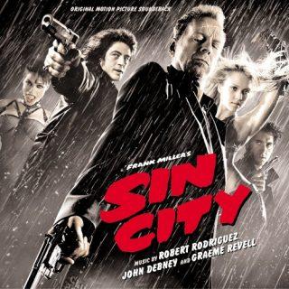 bande originale soundtrack ost score sin city disney dimension