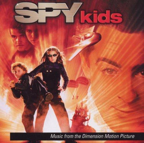 bande originale soundtrack ost score spy kids disney dimension