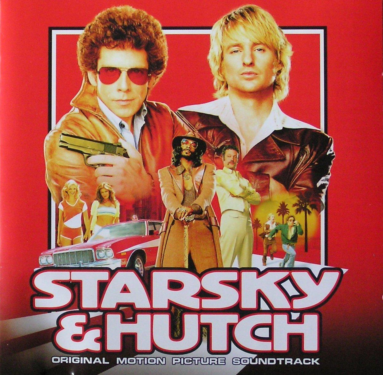 bande originale soundtrack ost score starsky hutch disney dimension