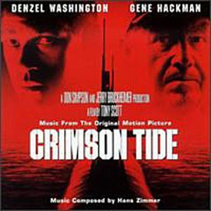 bande originale soundtrack ost score uss alabama crimson tide disney hollywood