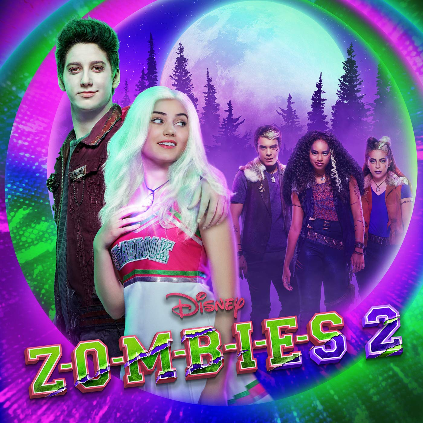 bande originale soundtrack ost score zombies 2 disney channel