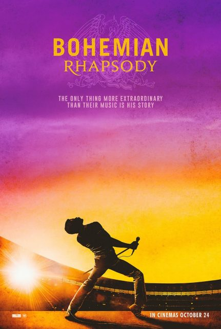 affiche poster bohemian rhapsody disney fox