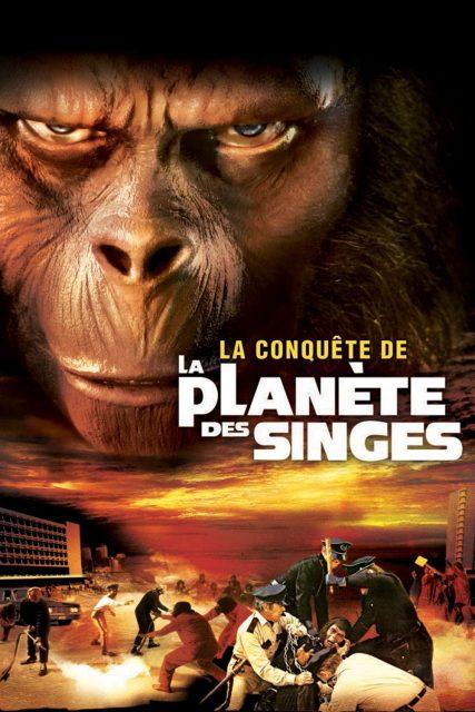 affiche poster conquête conquest planète singes planet apes disney fox