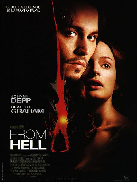 affiche poster from hell disney fox
