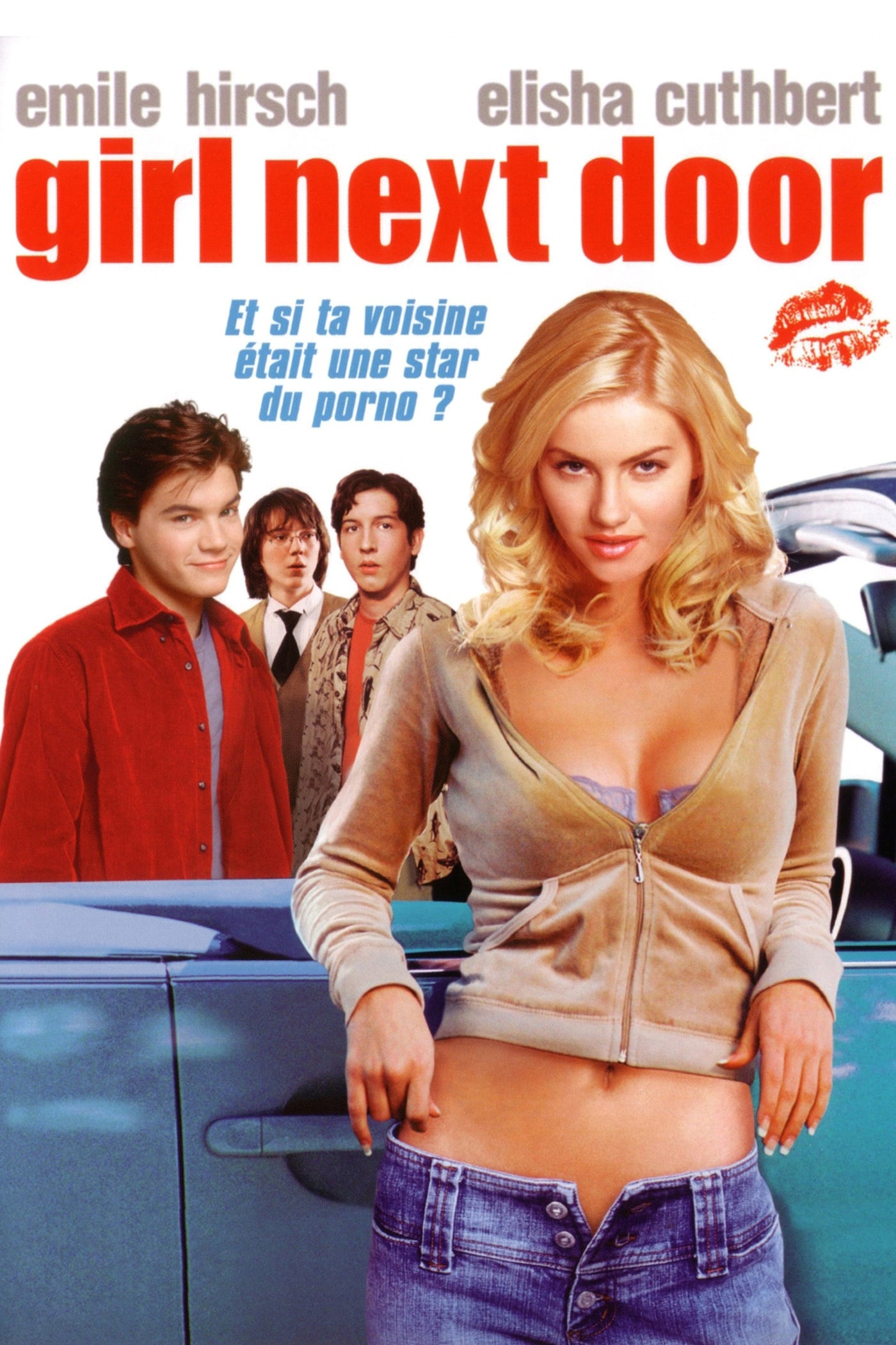 affiche poster girl next door disney fox