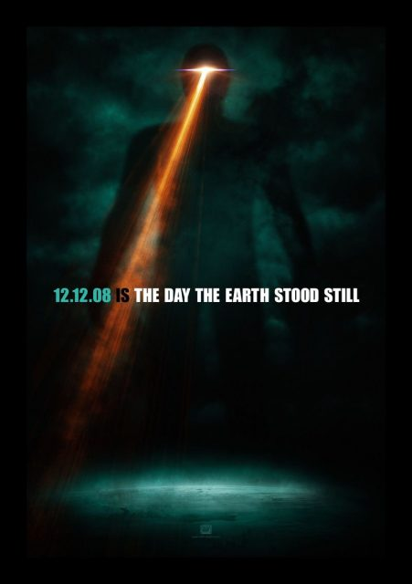 affiche poster jour terre arrêta Day Earth Stood Still disney fox