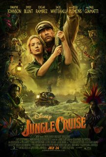 affiche poster jungle cruise disney
