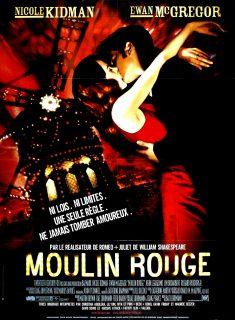 affiche poster moulin rouge disney fox