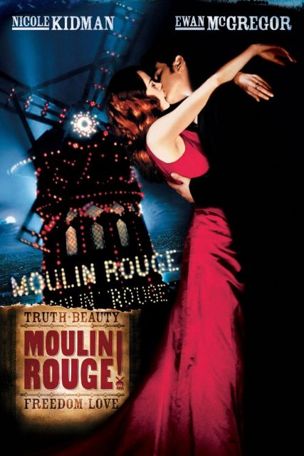 affiche poster moulin rouge disney fox