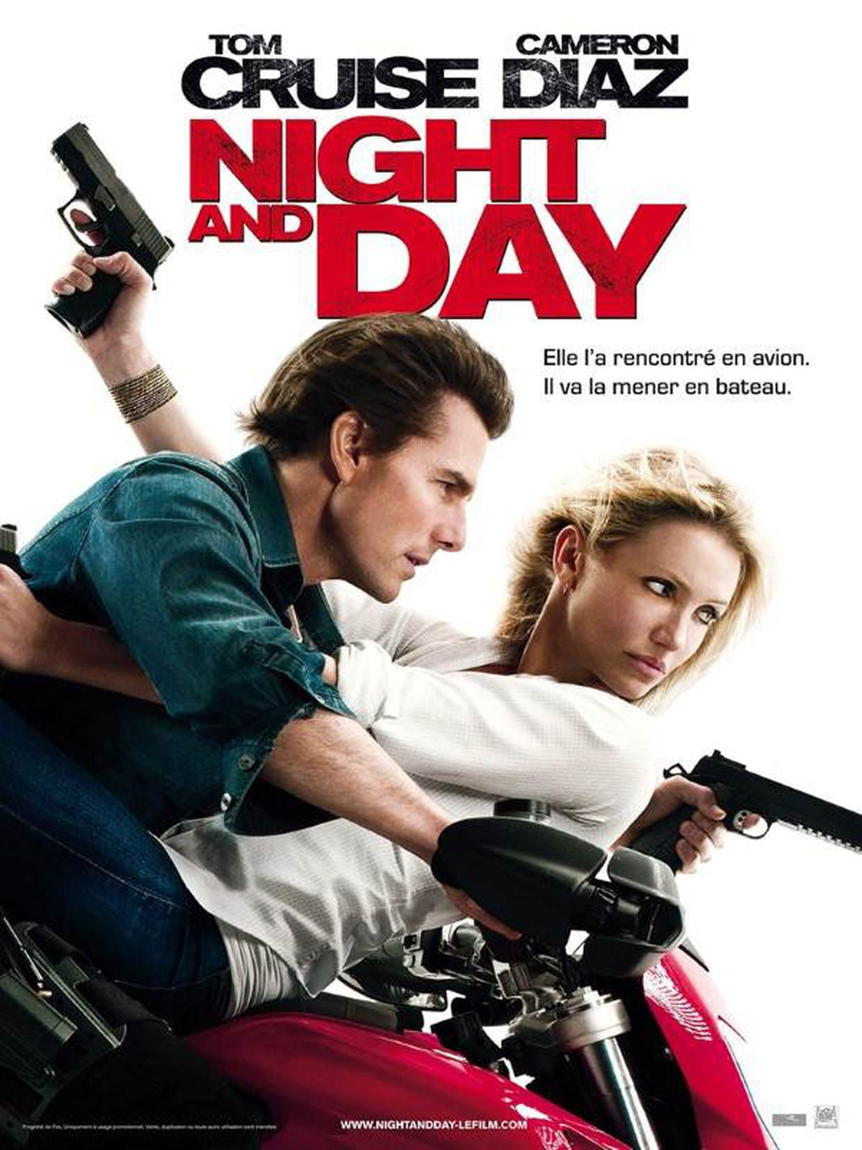 affiche poster night knight day disney fox