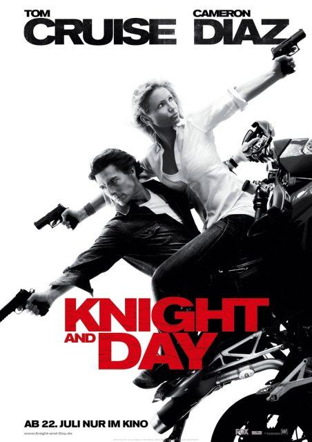 affiche poster night knight day disney fox