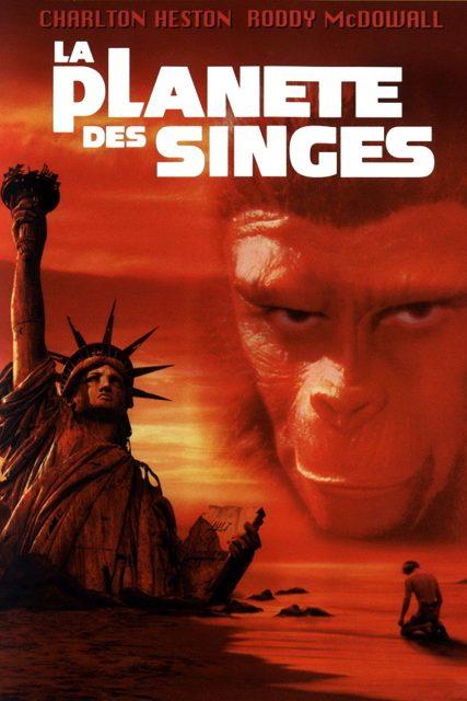 affiche poster planète singes planet apes disney fox