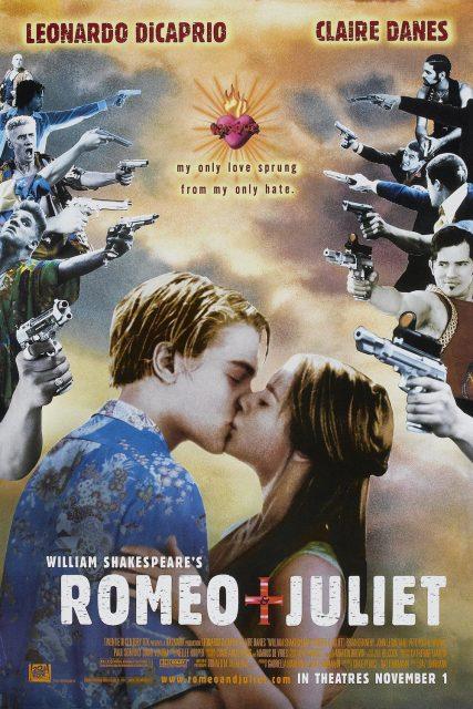 affiche poster romeo juliette disney fox