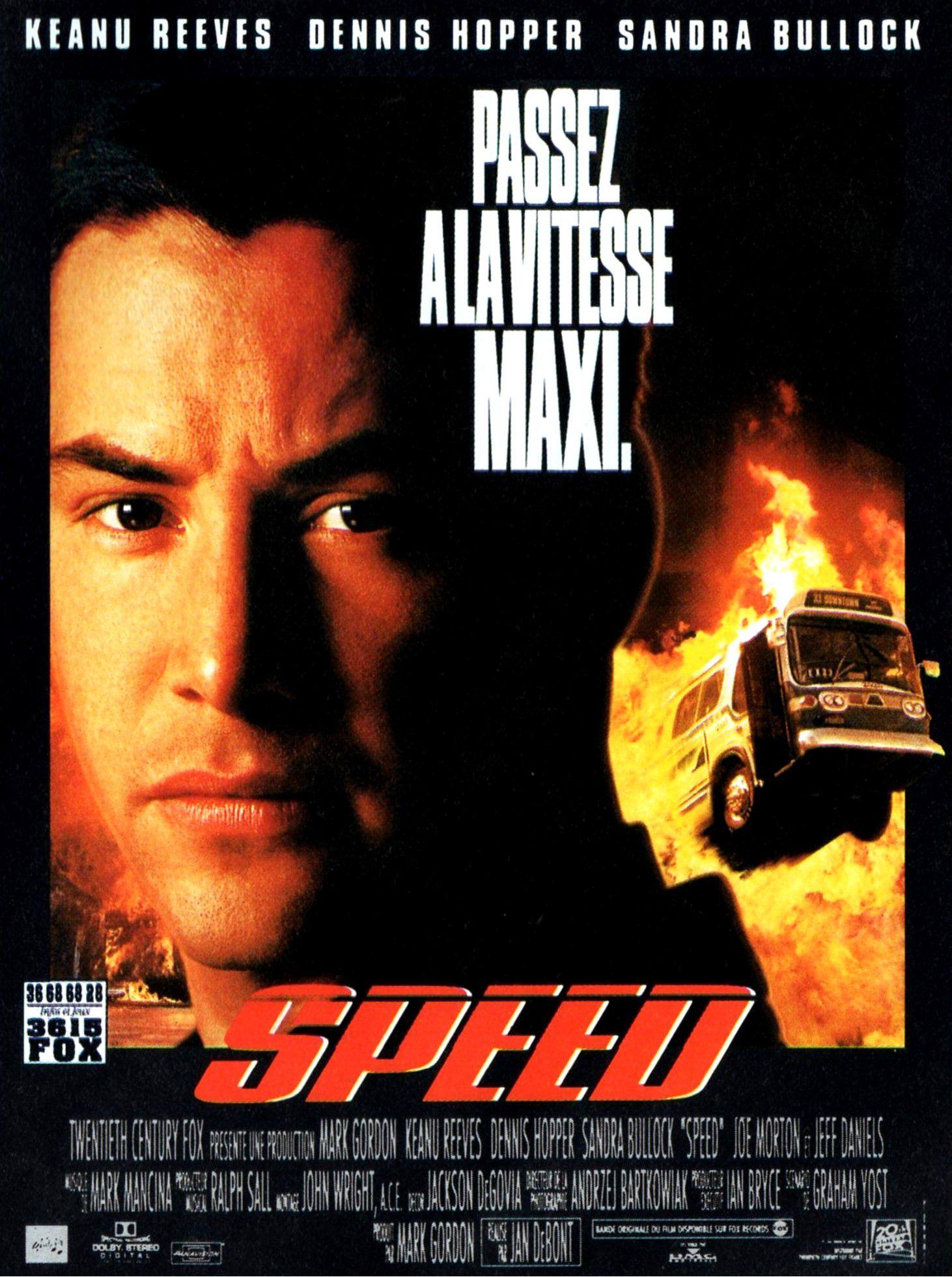 affiche poster speed disney fox