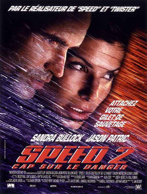 affiche poster speed 2 cap danger cruise control disney fox