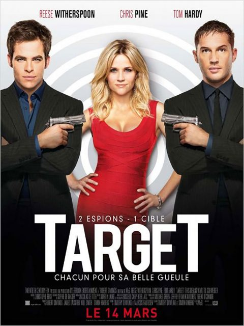 affiche poster target means war disney fox