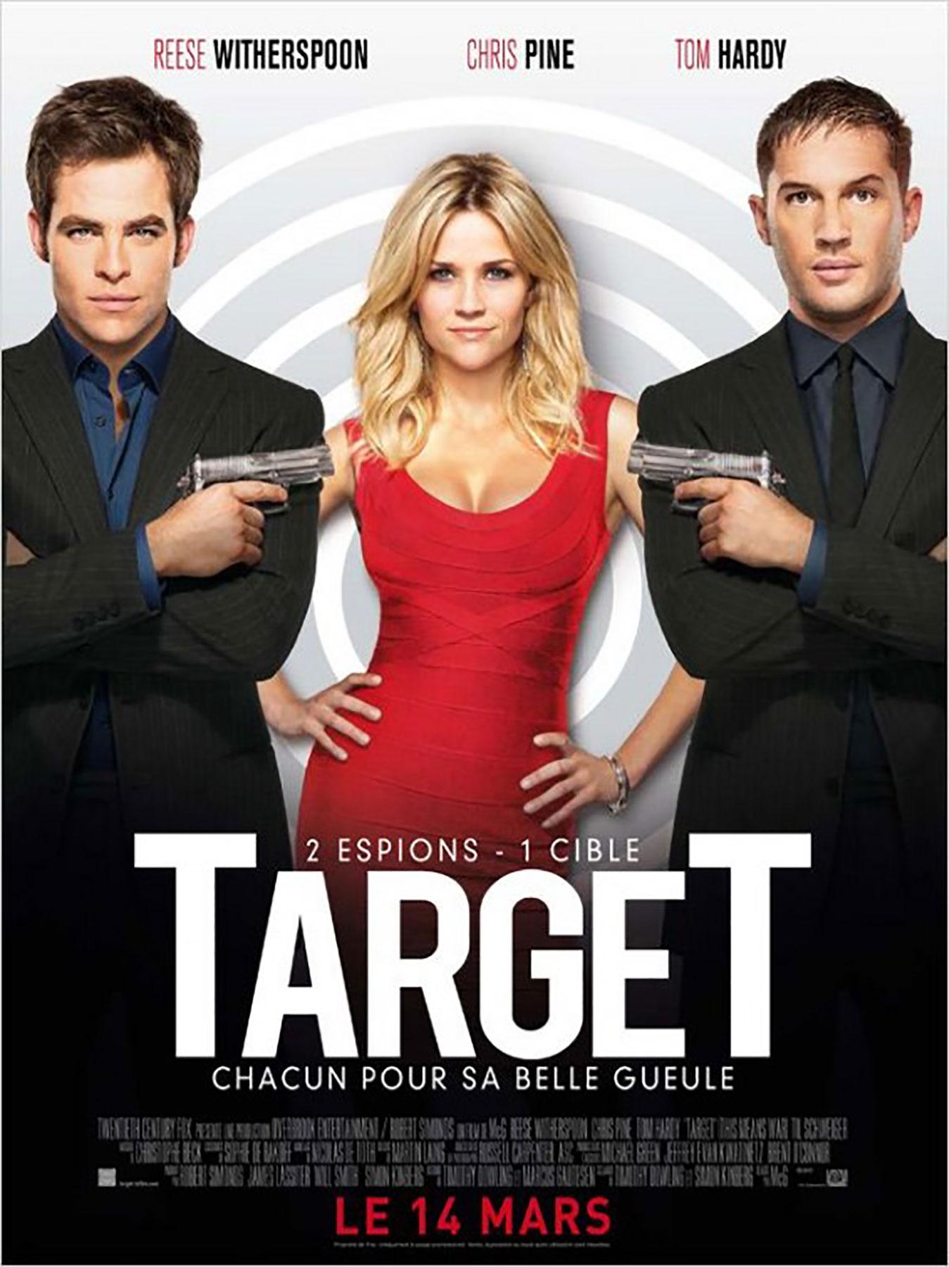 affiche poster target means war disney fox