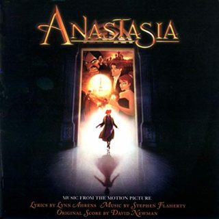 bande originale soundtrack ost score anastasia disney fox