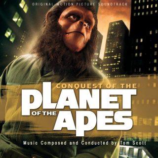 bande originale soundtrack ost score conquête conquest planète singes planet apes disney fox
