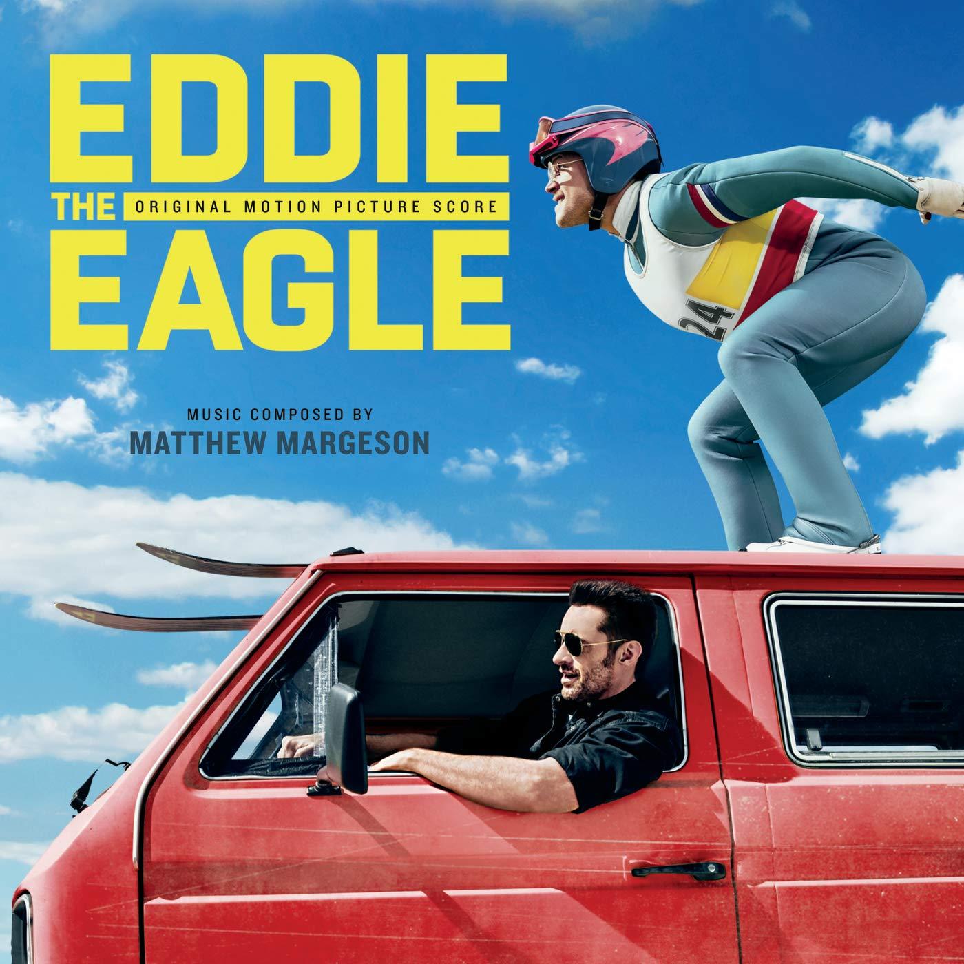bande originale soundtrack ost score eddie eagle disney fox
