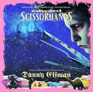 bande originale soundtrack ost score edward mains argent Scissorhands disney fox