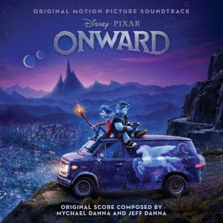 bande originale soundtrack ost score en avant onward disney pixar
