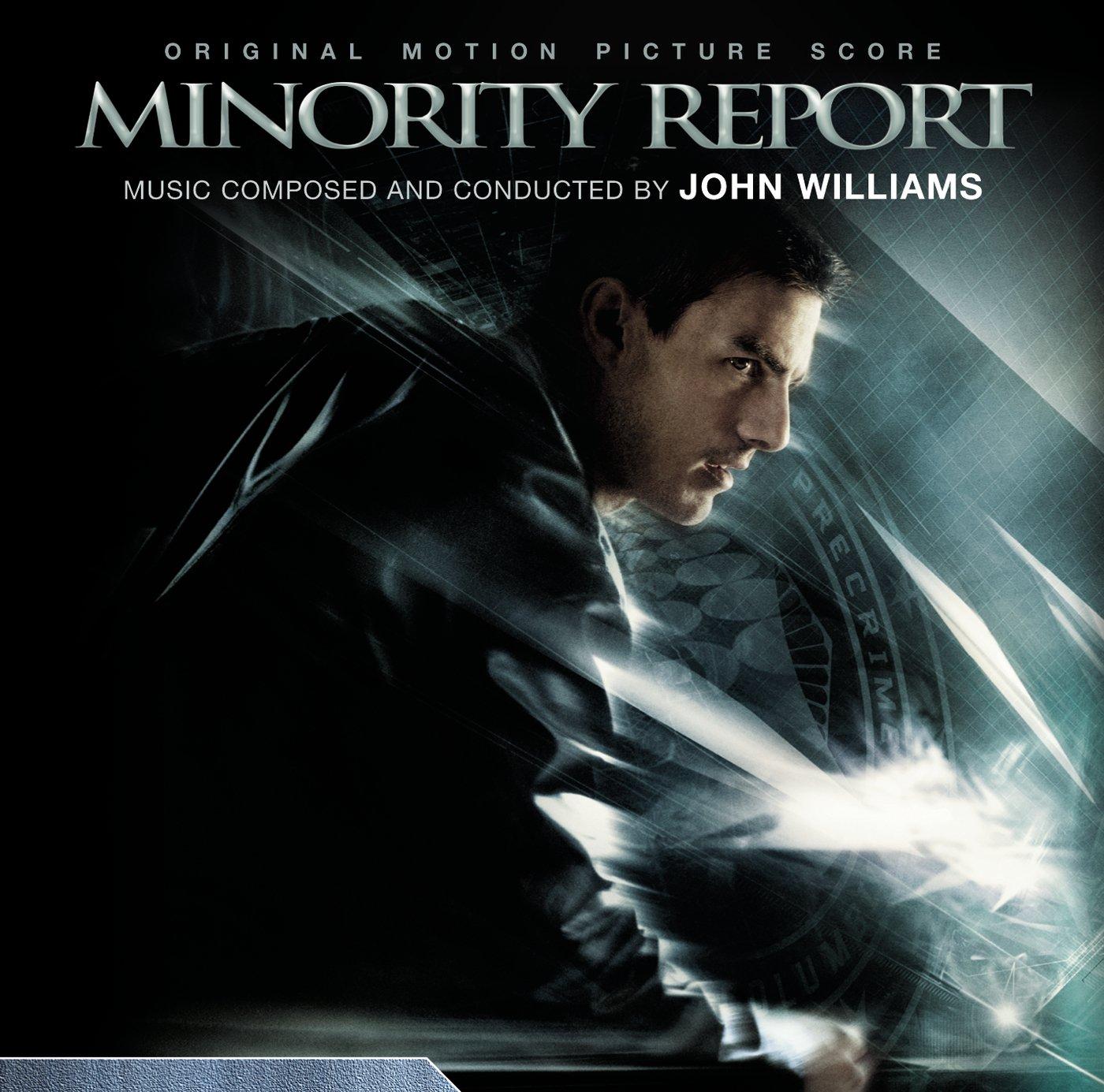 bande originale soundtrack ost score minority report disney fox