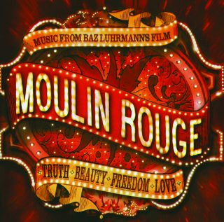 bande originale soundtrack ost score moulin rouge disney fox