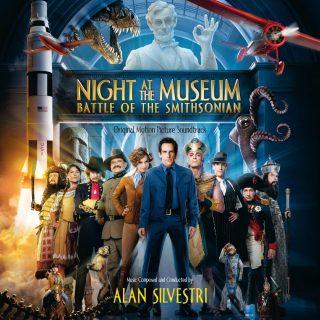 bande originale soundtrack ost score nuit musée 2 night museum battle Smithsonian  disney fox