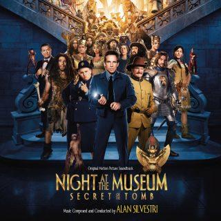 bande originale soundtrack ost score nuit musée secret pharaons tomb night museum disney fox