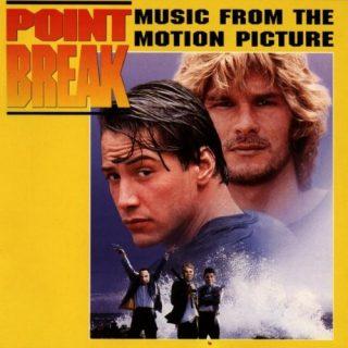 bande originale soundtrack ost score point break disney fox