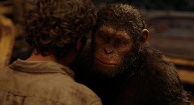 réplique quote planète singes affrontement daw planet apes disney fox