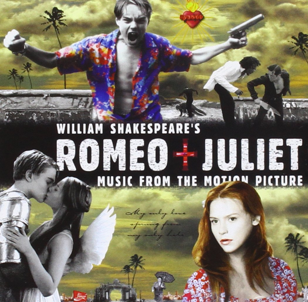 bande originale soundtrack ost score romeo juliette disney fox