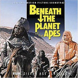 bande originale soundtrack ost score secret planète singes beneath planet apes disney fox
