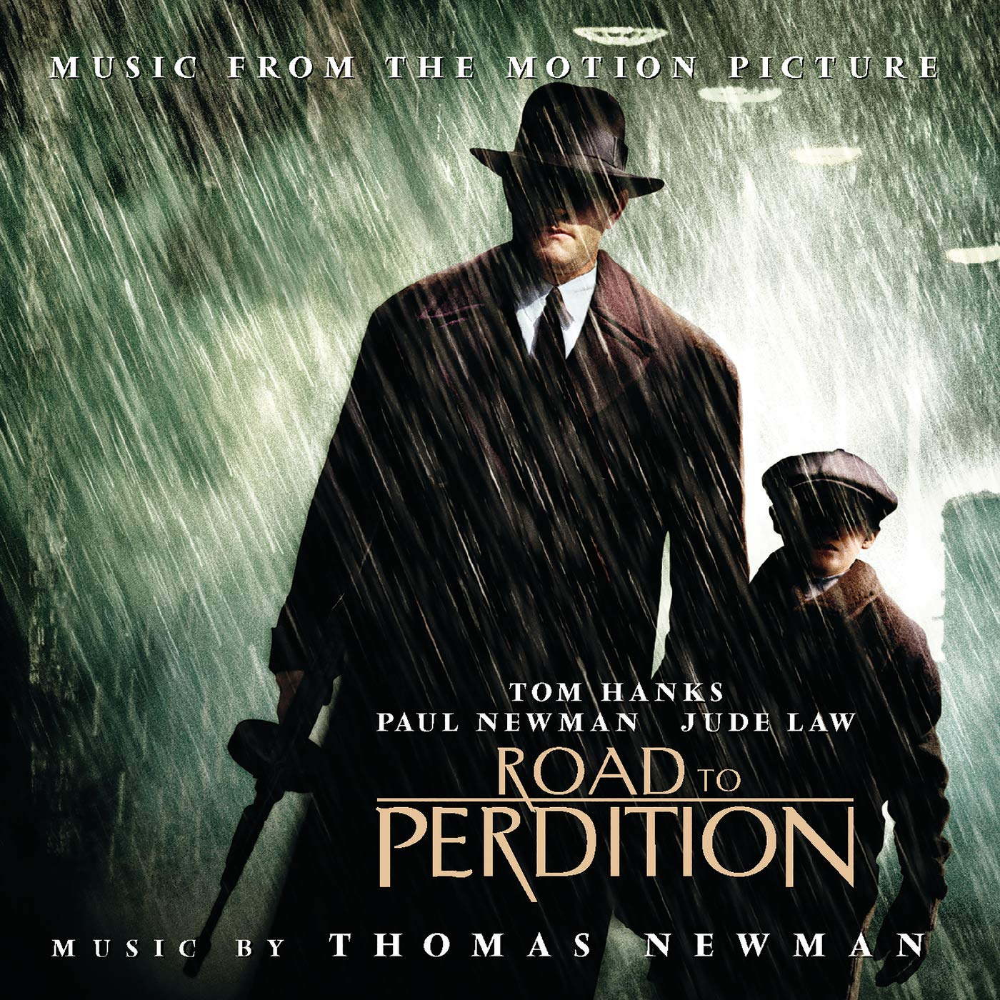 bande originale soundrack ost score sentiers road perdition disney fox