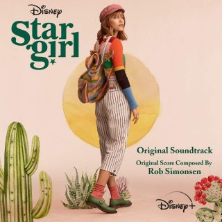 bande originale soundtrack ost score stargirl disney+ plus