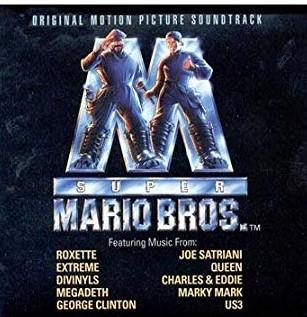 bande originale soundtrack ost score super mario bros disney hollywood