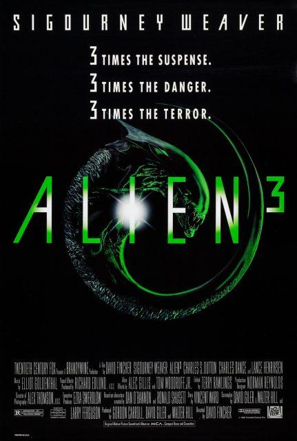 affiche poster alien 3 disney fox