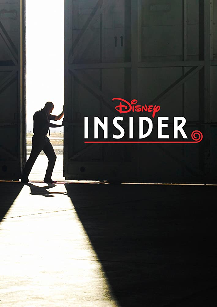 affiche poster coulisses insider disney plus