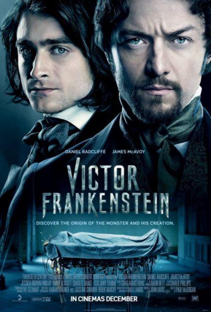 affiche poster docteur victor frankenstein disney fox