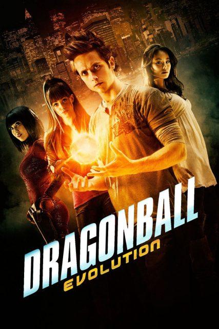 affiche poster dragonball evolution disney fox