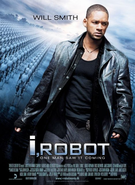 affiche poster i robot disney fox