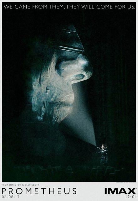 affiche poster prometheus disney fox