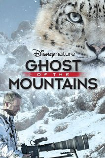affiche poster reine montagne ghost mountain disneynature
