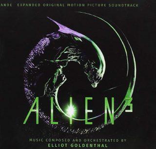 bande originale soundtrack ost score alien 3 disney fox