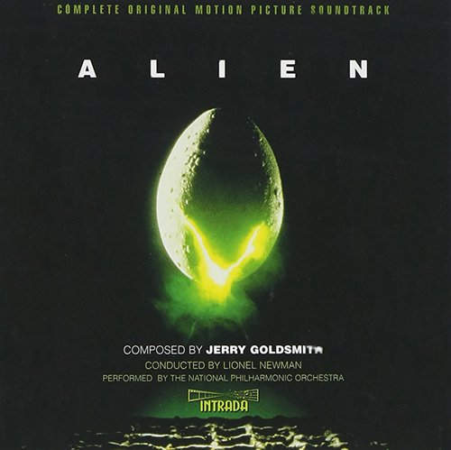bande originale soundtrack ost score alien 8eme passager disney fox