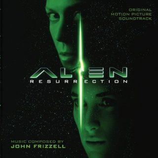 bande originale soundtrack ost score alien resurrection disney fox