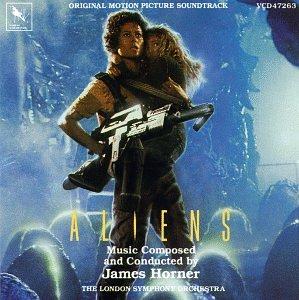 bande originale soundtrack ost score aliens retour disney fox