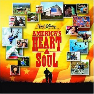 bande originale soundtrack ost score america heart soul disney